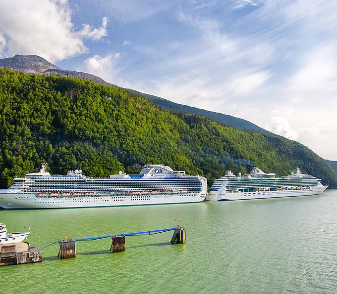 Cruise Inside Passage