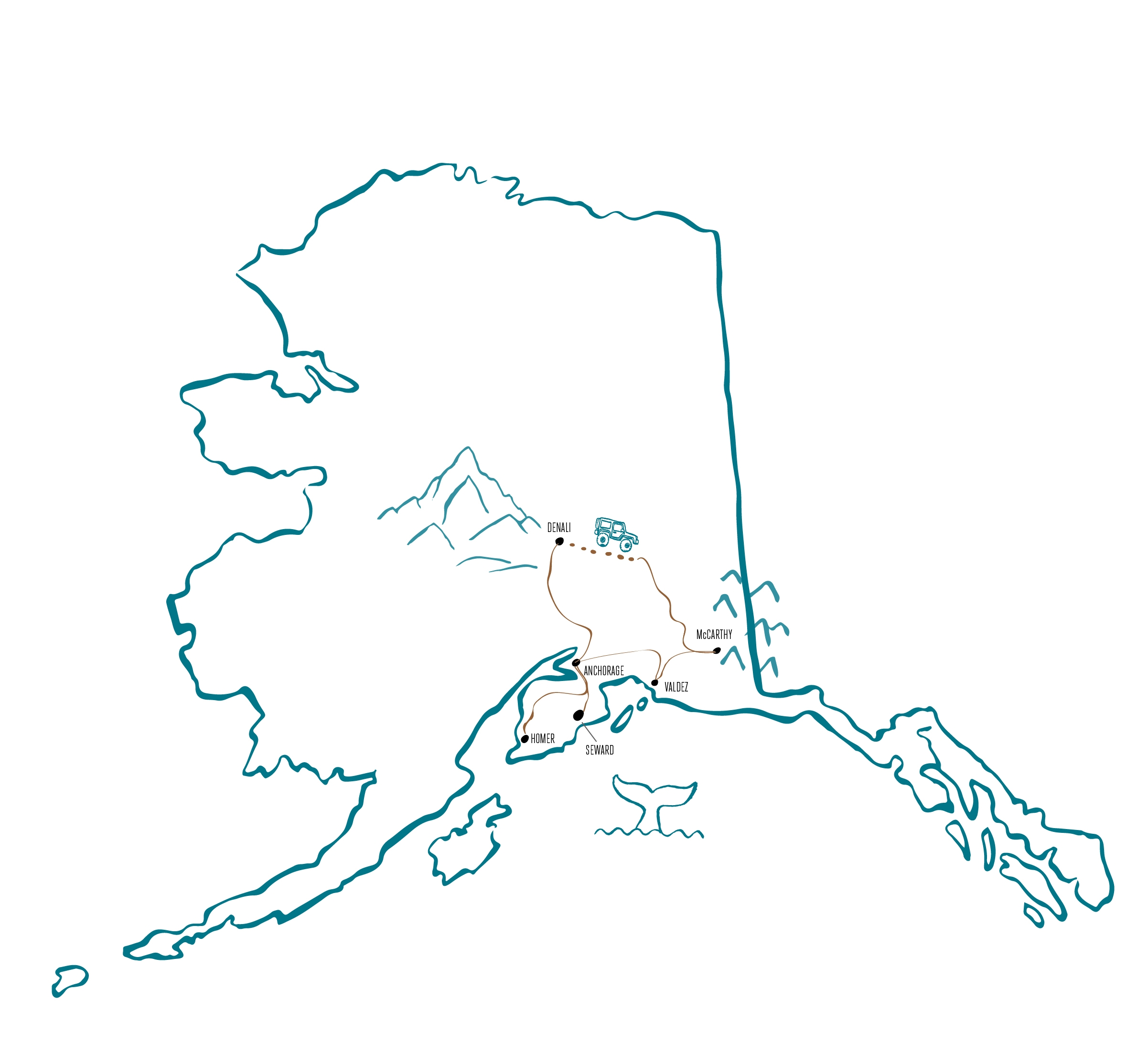 Alaska Grand Explorer 2020