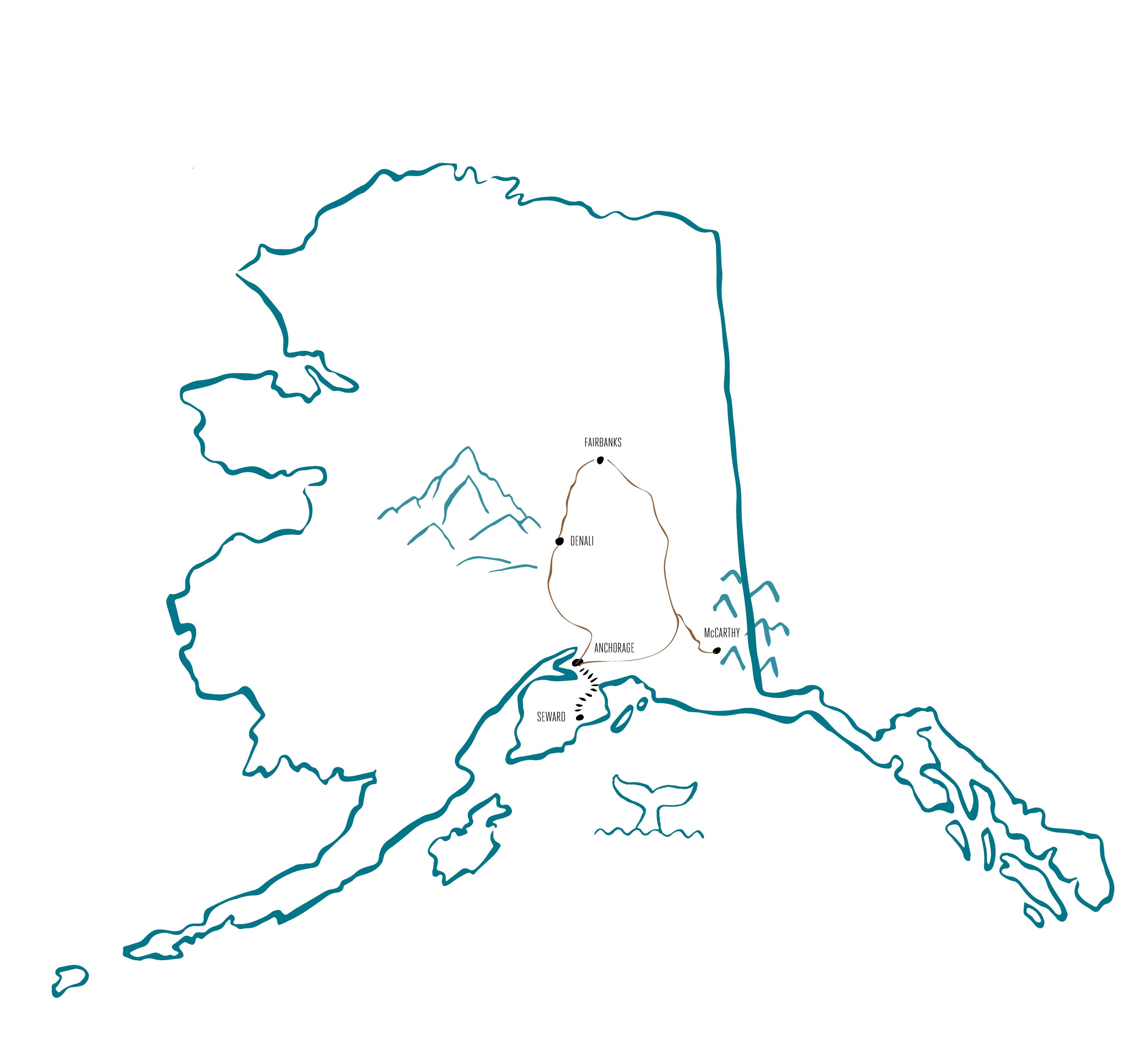 Alaska Rail Road1