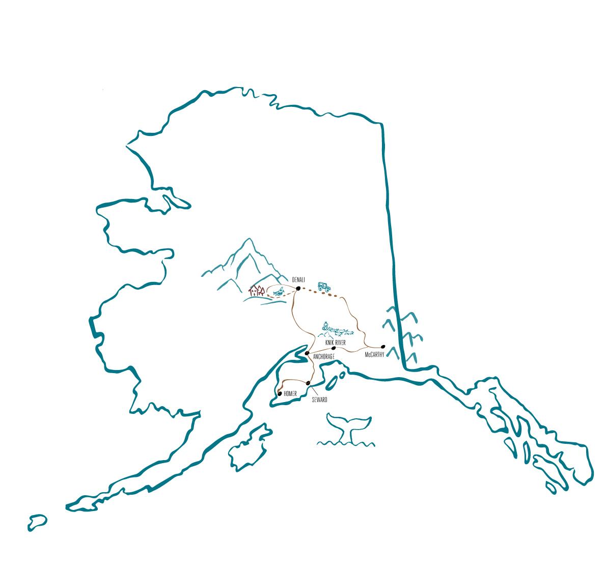 Wild Alaskan Adventures