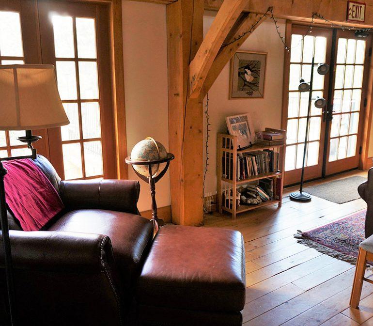Lodge At Black Rapids