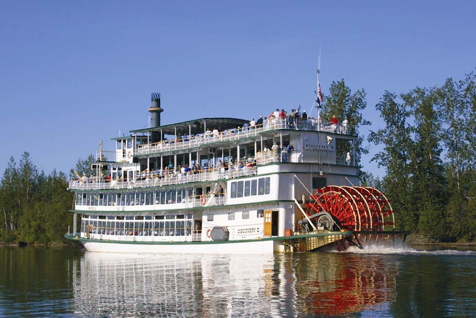 Riverboat Discovery Fairbanks 2