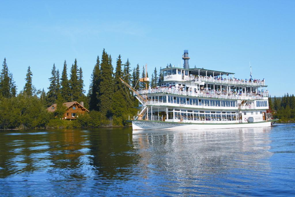 Riverboat Discovery Fairbanks