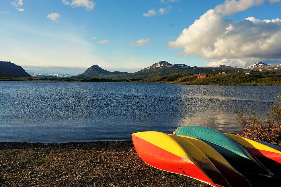 Tangle Lake Paxson