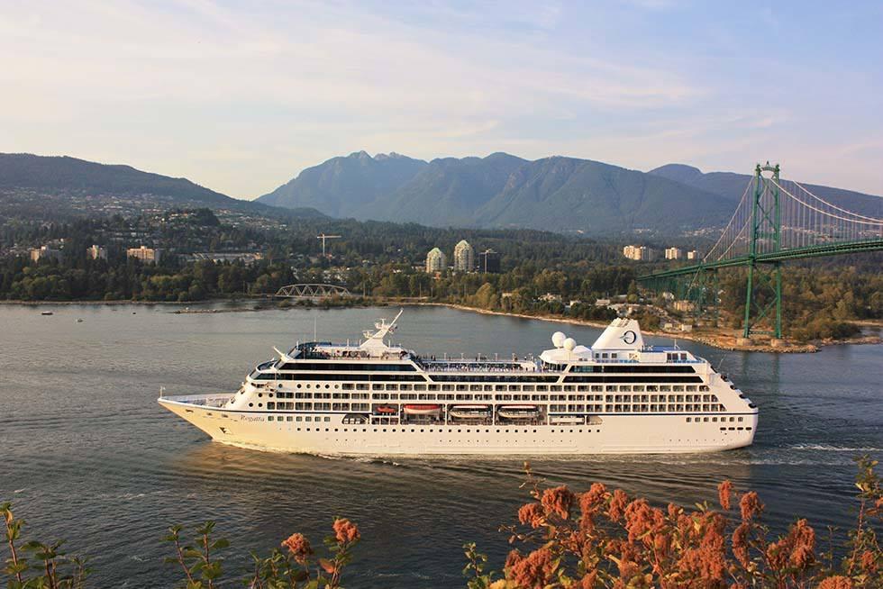 Oceania Cruises Vancouver