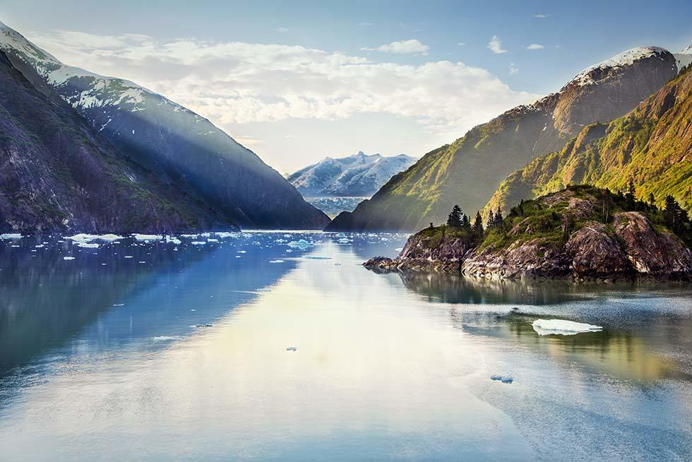 Tracy Arm Fjords