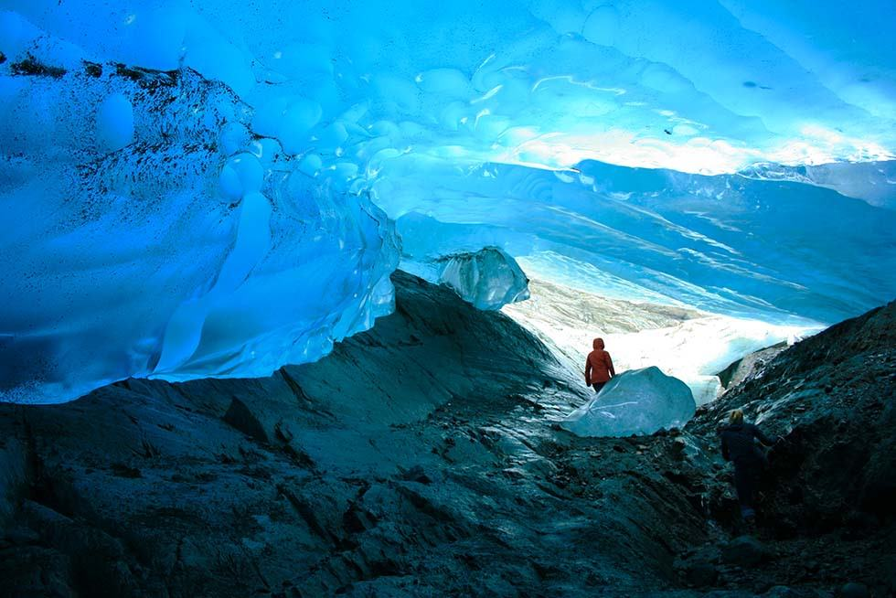 Ice Cave Mendenhall 2