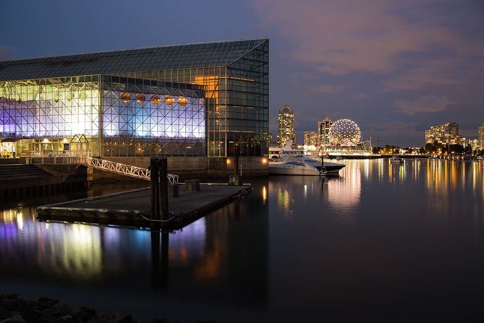 Vancouver Dock