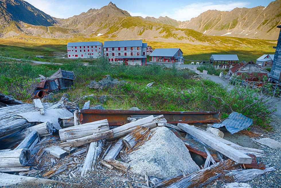 Independence Mine 4