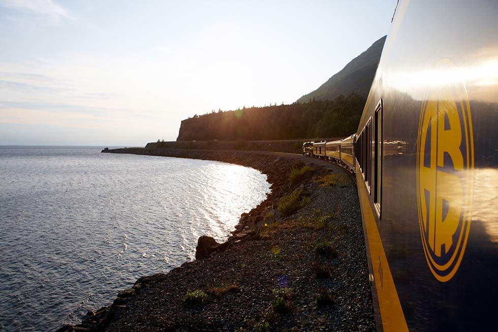 Train Turnagain