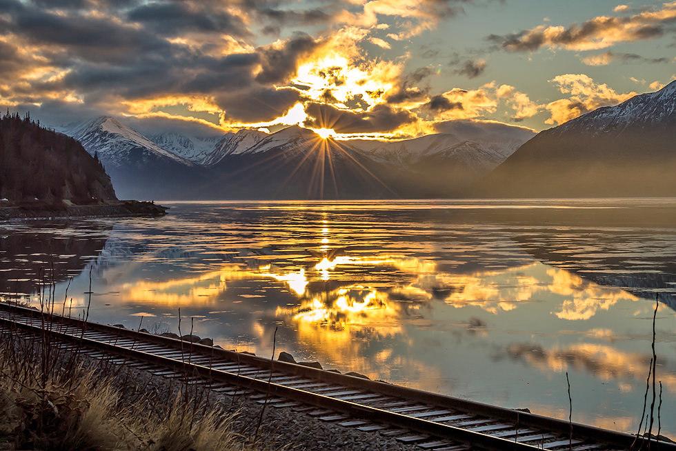 Traintracks 5