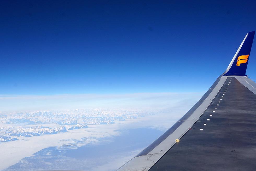 Greenland Icelandair