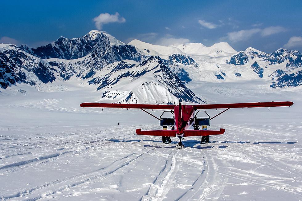 Glacier Landing Bushplane 2