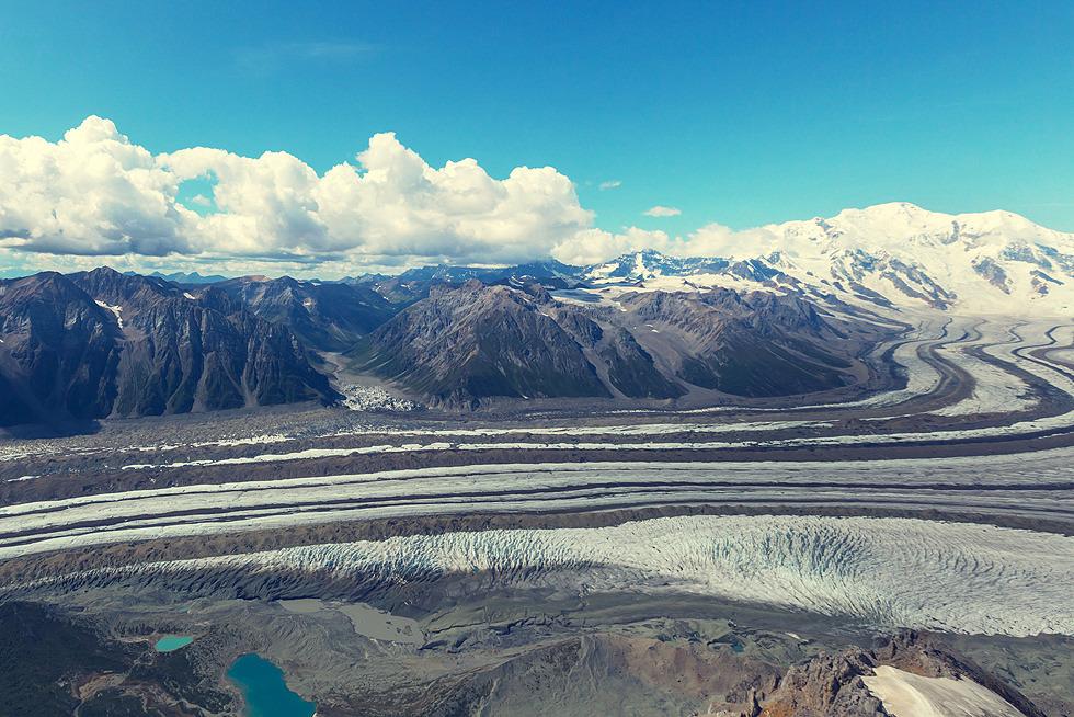 Kennecott Glacier