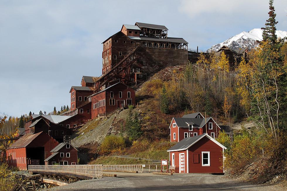 Kennicott Mine 6