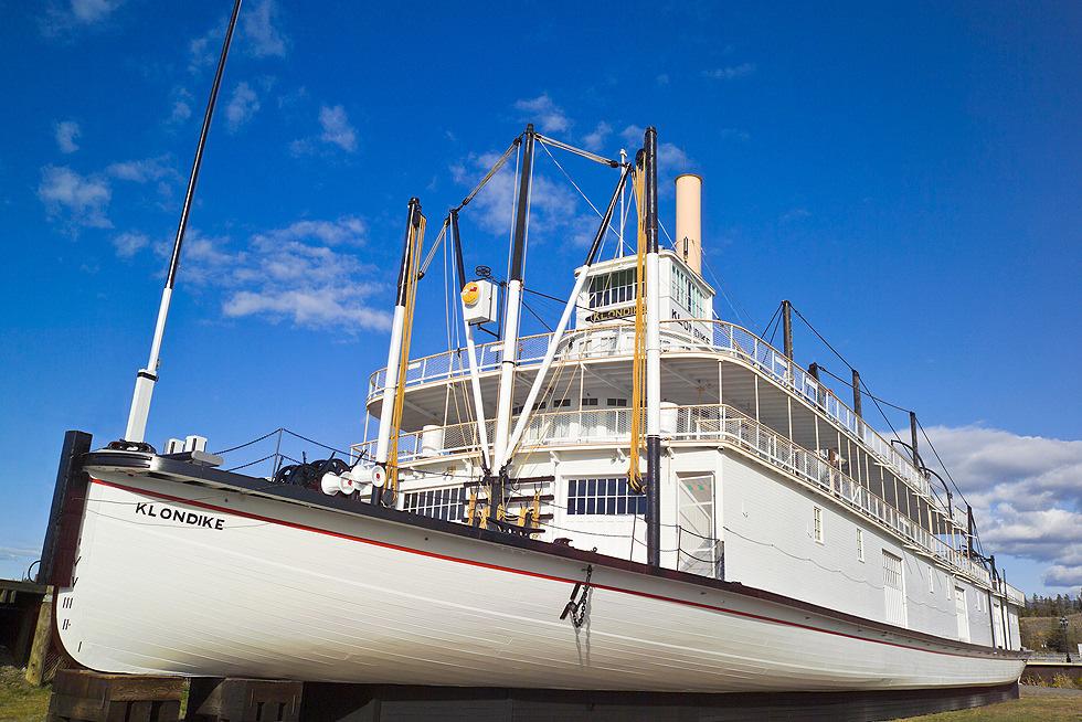 Klondike Boat