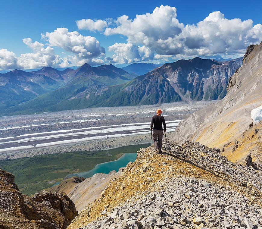 Wandelen Alaska 2