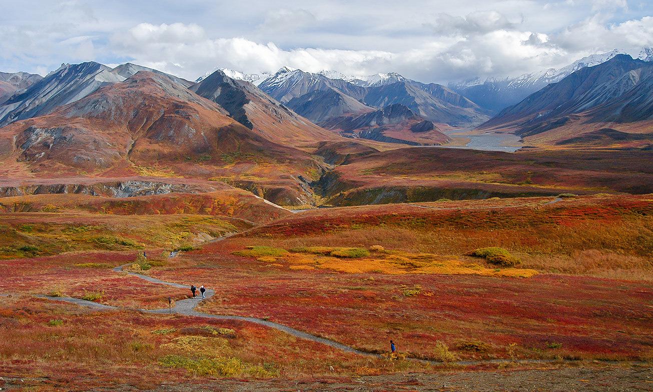 Wandelen Alaska 5